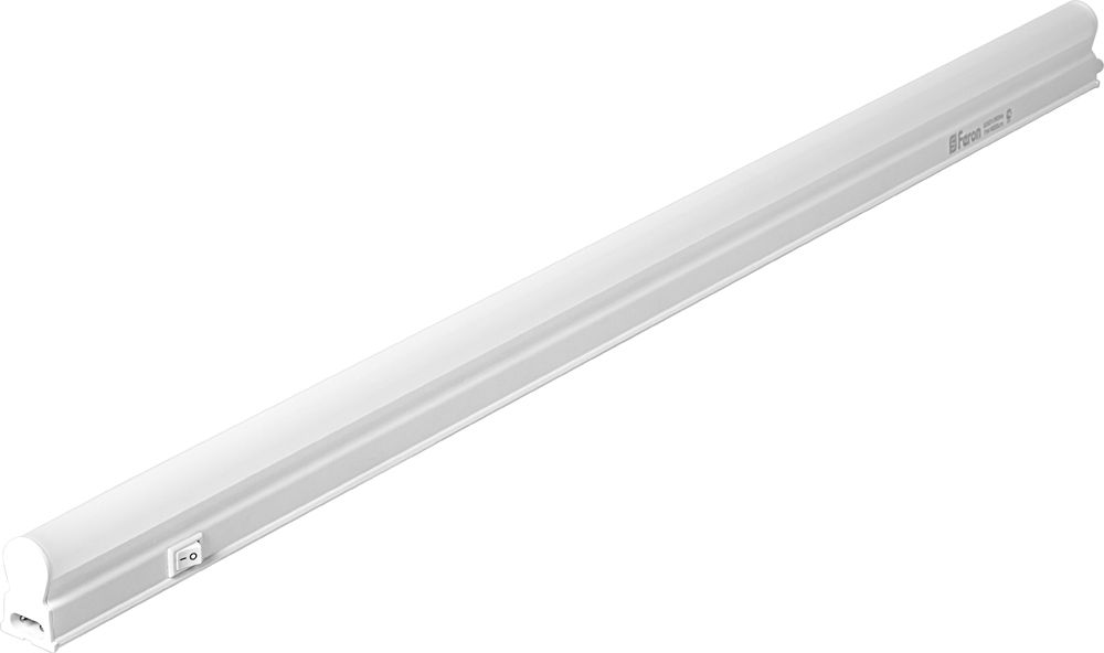 Светильник 176LED 18W 220V 4500K 1600Lm IP20 AL5038 Feron 1160*35*22mm
